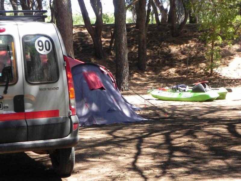 Autocamping Dunamar - Claromecó